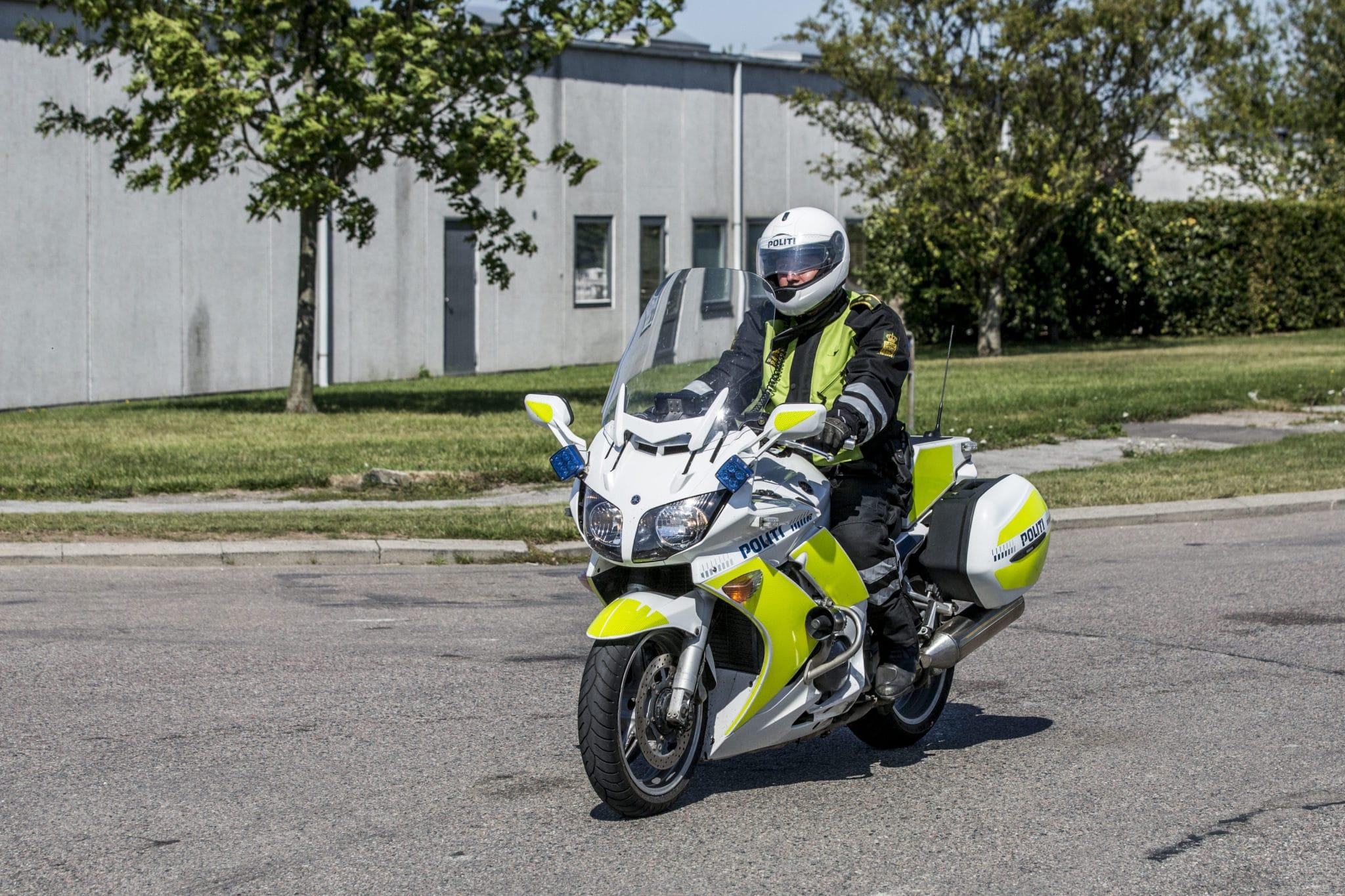 politibiler