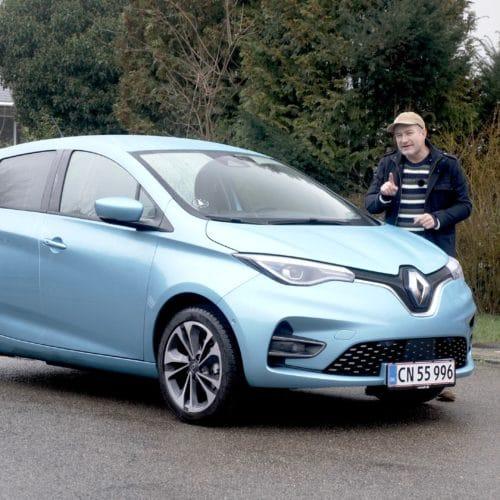 Renault Zoe video