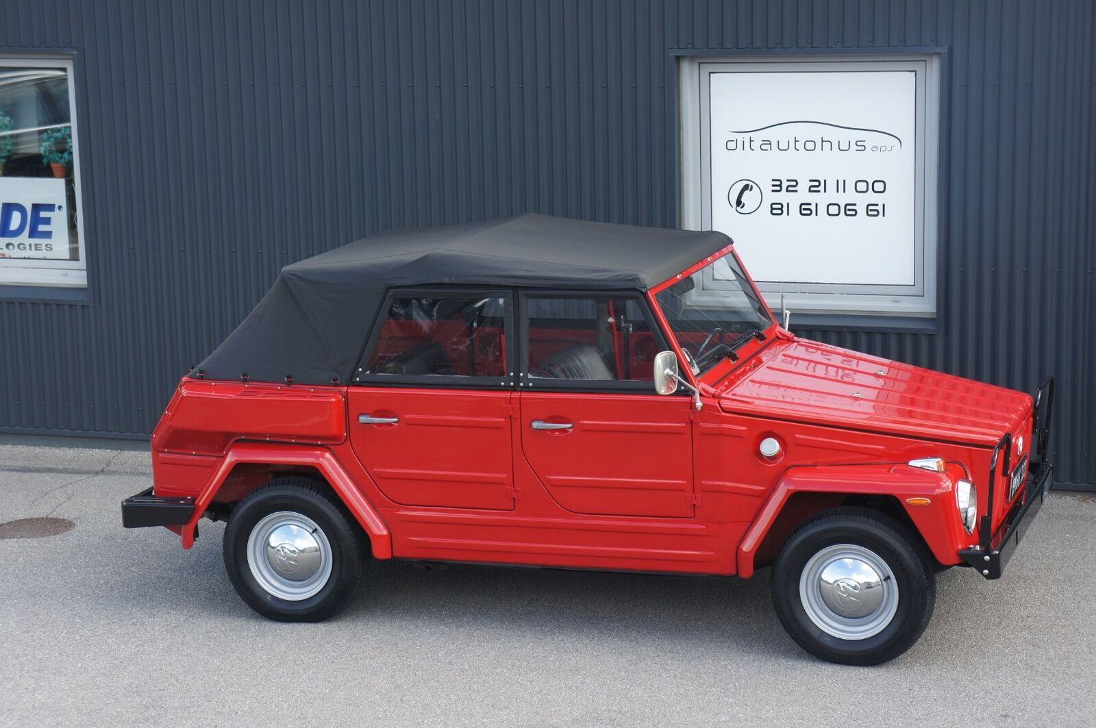 VW 181 Jagtvogn